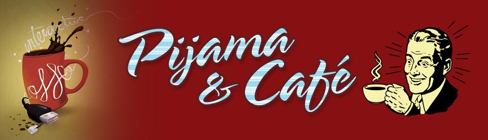 Pijama y café